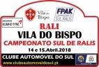 Image - Lista de Inscritos Rali Vila do Bispo 18