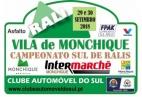 Image - Troços e Horários Rali de Monchique