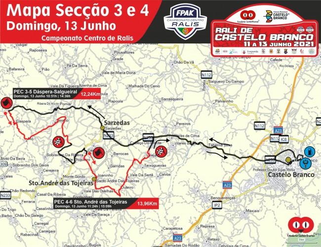 Mapa CCR Seccao 3 e 4 RCB 2021