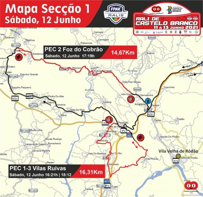 Mapa Seccao 1 RCB 2021