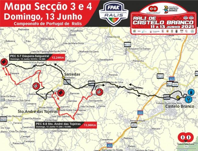 Mapa Seccao 3 e 4 RCB 2021
